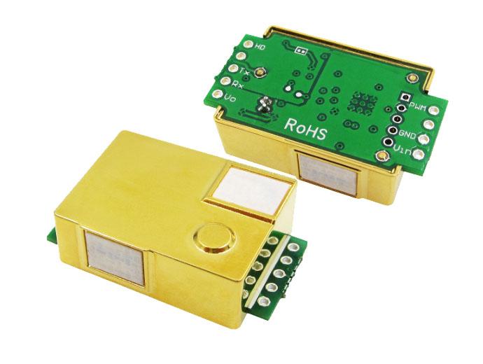 co2 sensor MH-Z19B