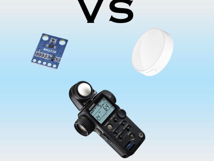 Lux Sensors Fast Test